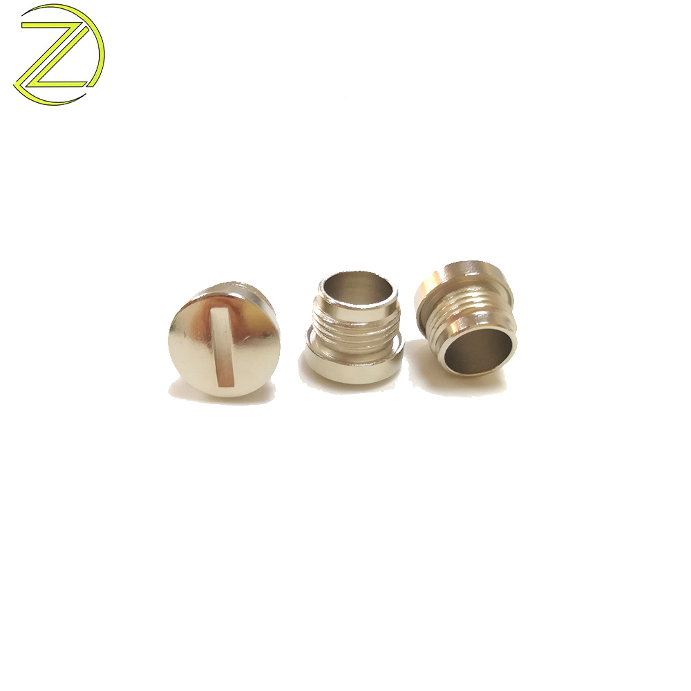 Aluminum 6061 M12 Threaded Button Head